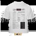 T-Shirt-Livro Costas