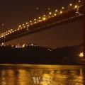 a ponte... à noite...