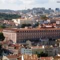 uma parte de Lisboa