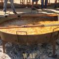 Paella popular en Valdelacasa