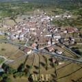 Vista aérea de Valdelacasa