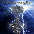 capa e apresentação do livro: Asgard A Saga dos Nove Reinos 2011