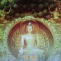 El Buda del cuadro
