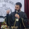 Minha posse na ASOL- Academia Sociedade dos Literatos - Ilha do Governador - Rio - Brasil; Douglas Fagundes Murta
