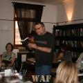 Declamação de Poesia na Corpos Books - 01.10.2001