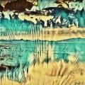 Lejanía azulada