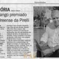 """JOSÉ CARLOS GUETA - O POETA DO ABC FOI MATÉRIA DO JORNAL DIÁRIO DO GRANDE ABC, PELA CLASSIFICAÇÃO DA SUA POESIA """"FASES DO TANGO"""", NO CONCURSO INTERNACIONAL TANGO POESIA, NO RIO DE JANEIRO"""