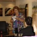 """Cierer de actividades año 2010 de """"Sociedad Argentina De Escritores""""  seccional San Francisco"""