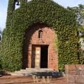 Igreja construída com as pedras das Sete Quedas - Guaíra - Paraná - Brasil