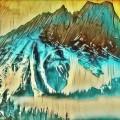 Tranquila montaña