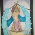 My Angel in chains...