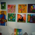 minhas obras.