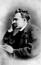 imagem de Nietzsche