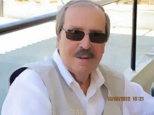 Entrevistado do mês de Julho de 2012: Hélder Gonçalves (Do Carmo)