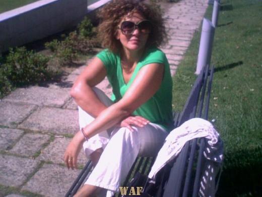 Entrevistada do mês de Fevereiro de 2012: Maria Mateus