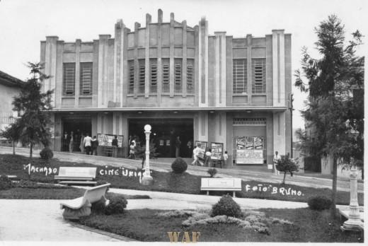 CINE UNIÃO (1939) Machado-MG /BRASIL