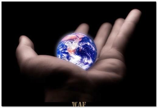 Todos Temos o Mundo nas Mãos ...