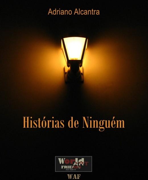Livro Histórias de Ninguém
