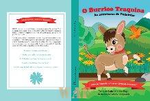 """""""O BURRICO TRAQUINA"""" -- integra A Colecção """" Aprender a Crescer - Livros de Aventuras"""". (saiu)"""