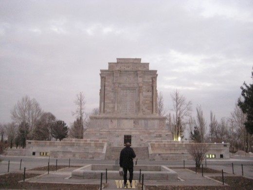 Tomb of Ferdowsi (Iran)