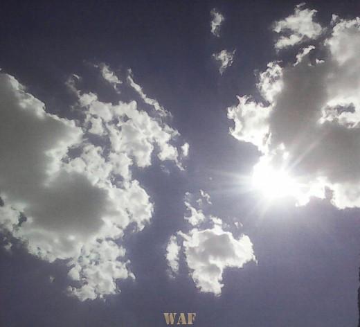 Lindas nubes 1