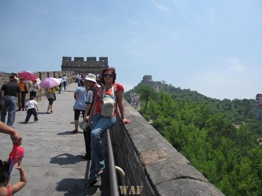 CHINA-MURALHA