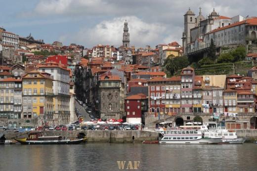 Ribeira do Porto...
