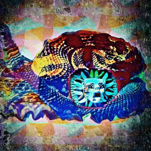Serpiente celestial 4