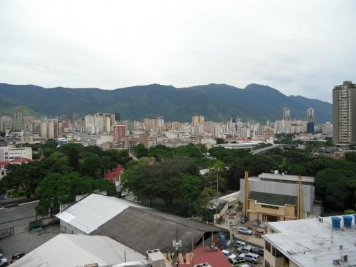 Santiago de León de Caracas