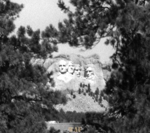 Mount Rushmore (July 2001)