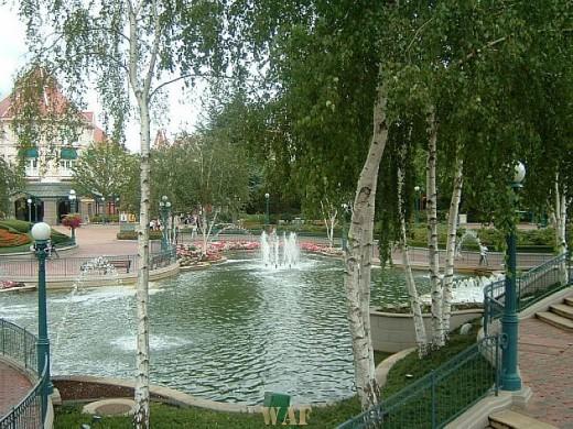 O Jardim dos Sonhos - Disneyland