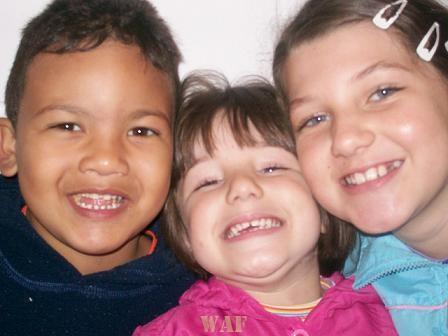 Morrison, Bruninha e Gabriele