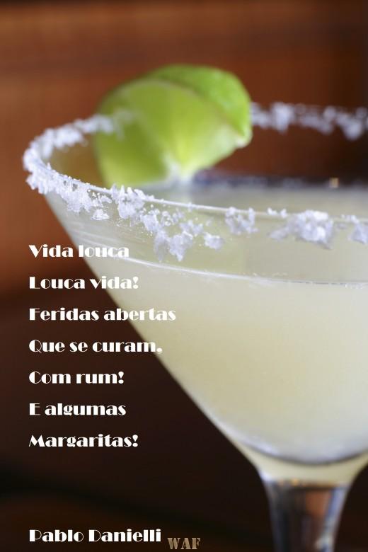 Rum e margaritas