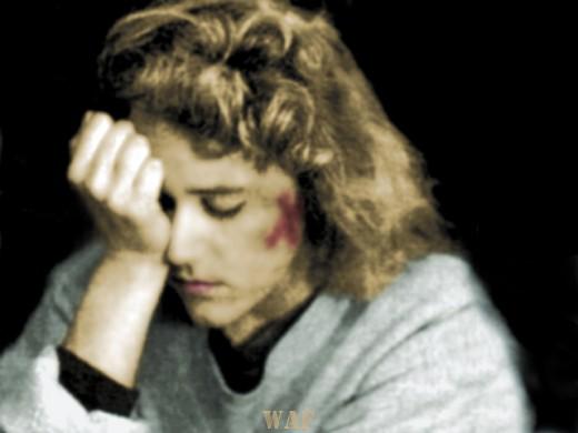 a Scar Bruise
