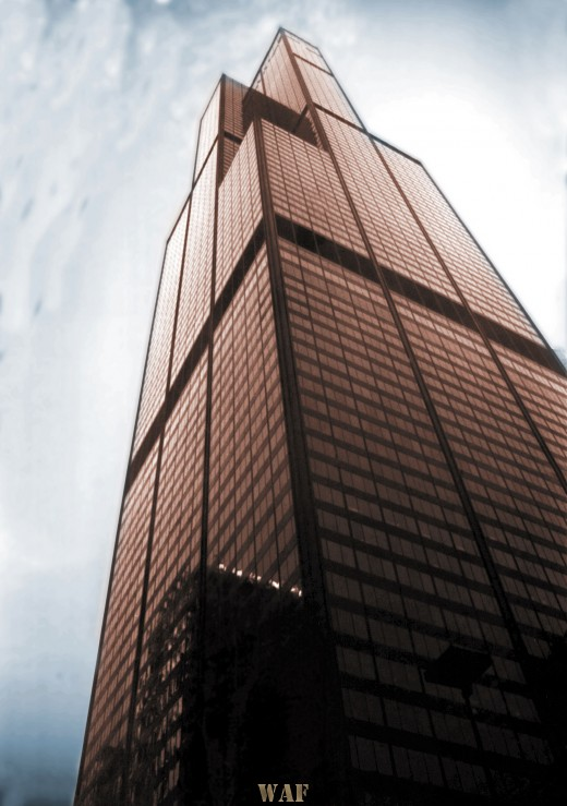 the Sears Tower / the Willis Tower (Chicago, IL)