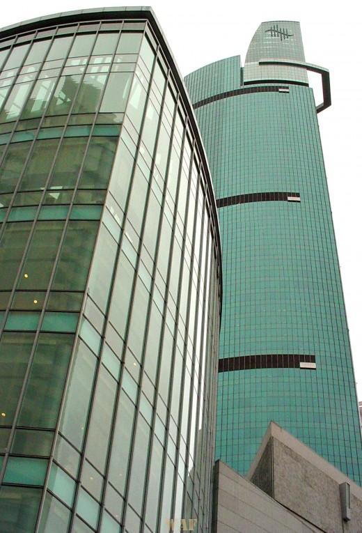 Shanghai (China) buildings (1)
